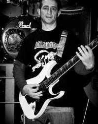 Amargor nuevo guitarrista