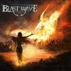 Blast Wave desvelan la portada de su primer disco