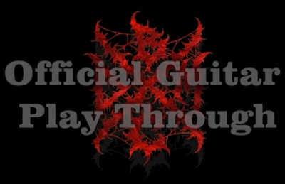 Carnivorous Voracity playthrough de guitarra de Secularize