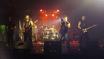 Fullmetal Band sin cantante y batería