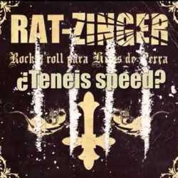 "Rat-Zinger lyric-video de ""Tenéis Speed"""