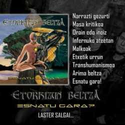 Etorkizun Beltza video promocional de «Esnatu Gara?»