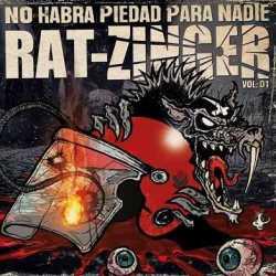 """Rat-Zinger descarga """"No habrá piedad para nadie Vol.1"""""""