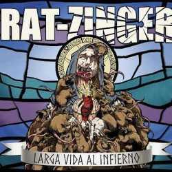 Rat-Zinger escucha «Larga Vida Al Infierno»