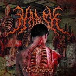 "Harsh portada de ""Underlying"""