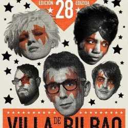 28 Concurso Pop Rock Villa de Bilbao sección metal horarios