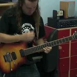 Robert Rodrigo Airless Changes guitar solos