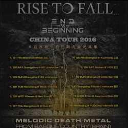 Rise To Fall vídeo de «The Refuge»