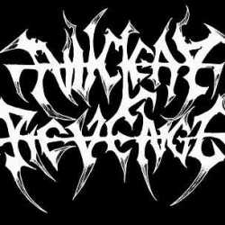 Nuclear Revenge demo de «Burn The Holy Cross»
