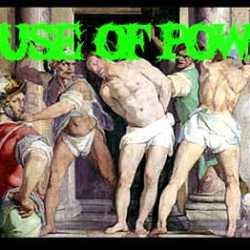 Dethlirium lyric-video de «Abuse Of Power»