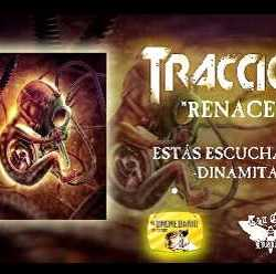 Tracción lyric-video de «Dinamita»