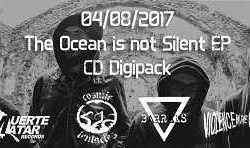 Keziah digipack de «The Ocean is not Silent»