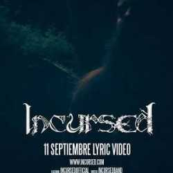 Incursed lyric-video de «Psalm Of The Accursed»