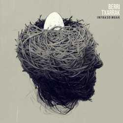 Berri Txarrak «Infrasoinuak» portada y tracklist