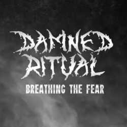 Damned Ritual lyric-video de «Breathing the Fear»