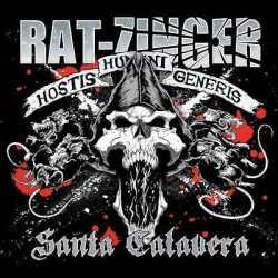 """Rat-Zinger """"Santa Calavera"""" en Febrero"""