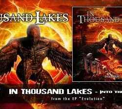 In Thousand Lakes lyric-video de «Murder Castle»