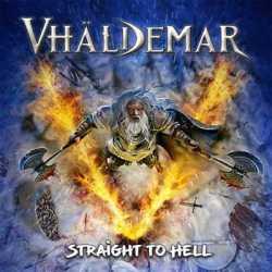 VHÄLDEMAR «Afterlife» nuevo single ya disponible / Portada y tracklist de su nuevo álbum «Straight To Hell»