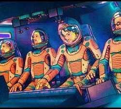 Gojira videoclip de «Another World»
