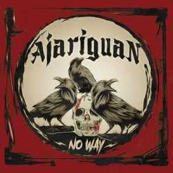 Ajariguan ya disponible su nuevo cd «No Way»