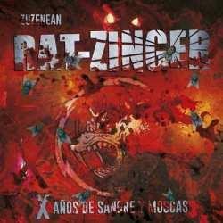 RAT-ZINGER – X Años de Sangre Y Moscas – Zuzenean – 2LP+DVD