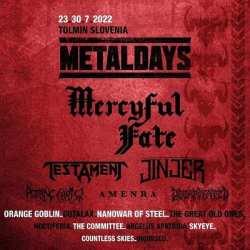 Incursed al Metaldays 2022
