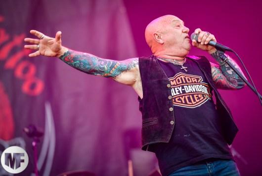 Rose Tattoo au Hellfest le 22 juin 2018