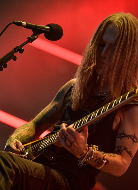 Children of Bodom au Hellfest le 23 juin 2018