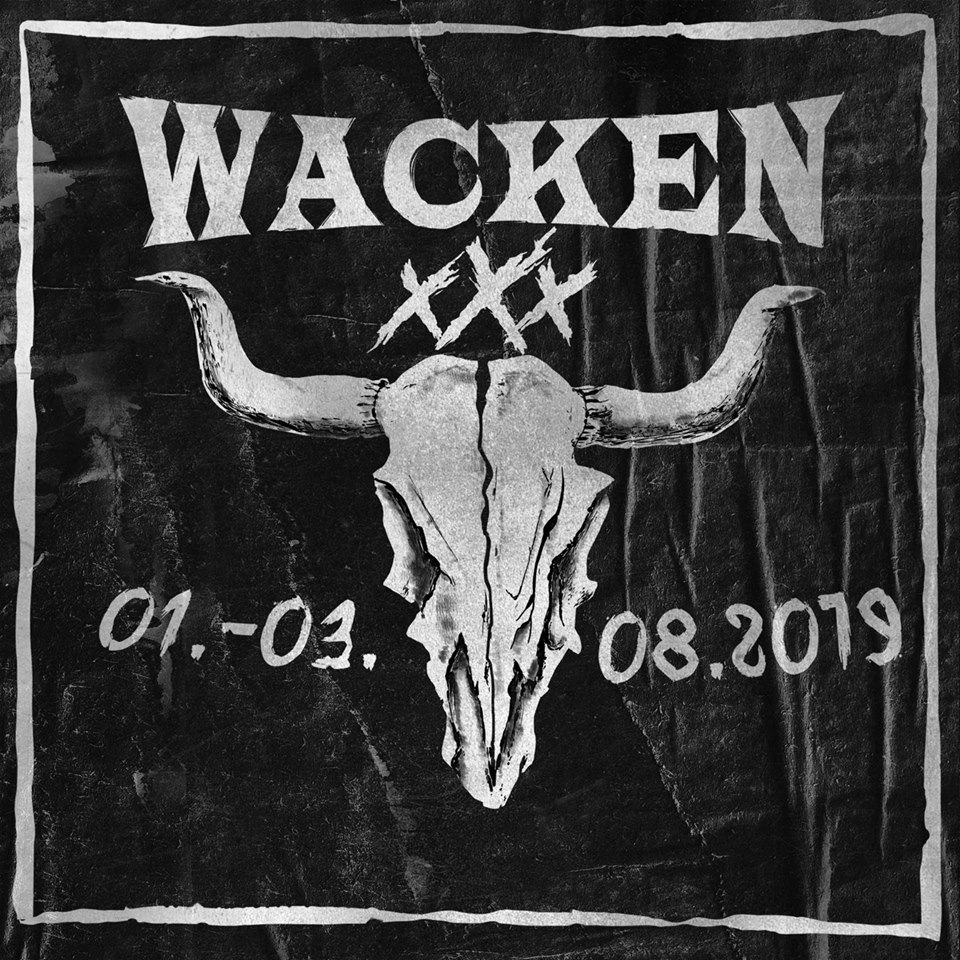 Wacken Open Air 2019 logo