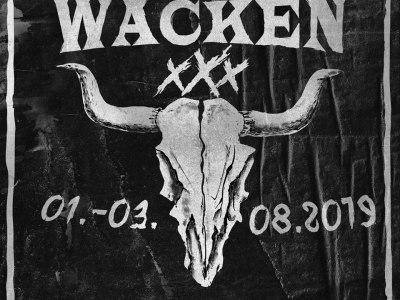 Wacken Open Air 2019 logo