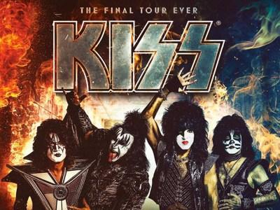 Final tour Kiss