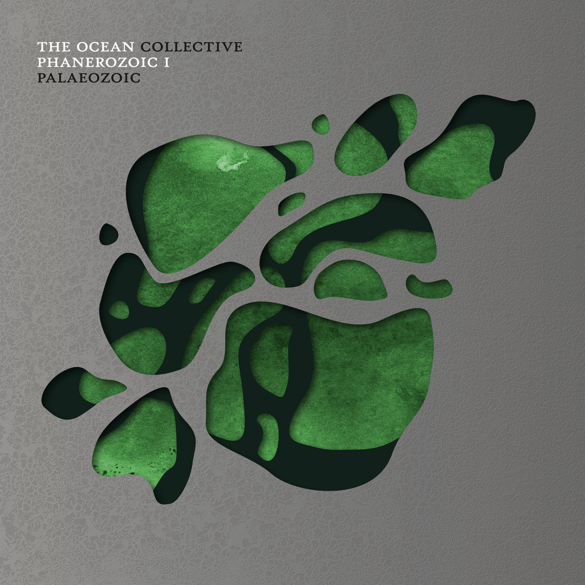 THE OCEAN COLLECTIVE Phanerozoic I Palaeozoic