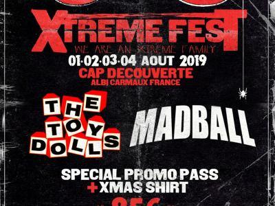 XtremFest premiers noms