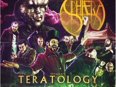 Pochette album Sphaera - Teratology