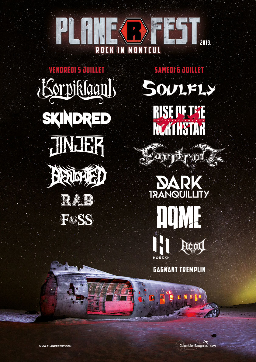 PLANE'R FEST Festival rock in Montcul 2019