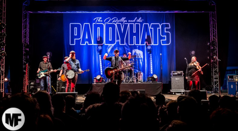 The O'Reillys and the Paddyhats au Wacken Winter Night 2019