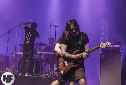 Smash Hit Combo - Heart Sound Metal Fest 2019