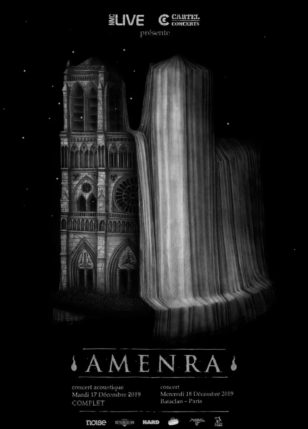 Amenra concert paris 2019