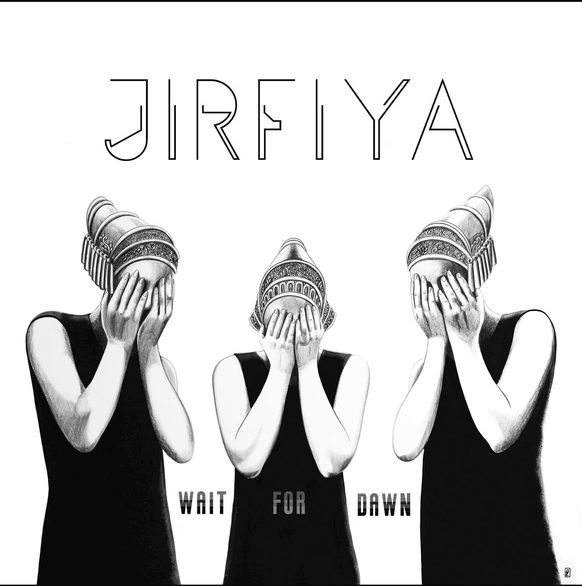 cover wait for dawn du groupe jifriya