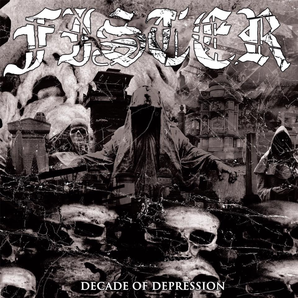 ister, decade of depression, 2019, doom, sludge, usa