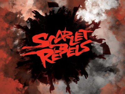 show your colours du groupe scarlets rebels