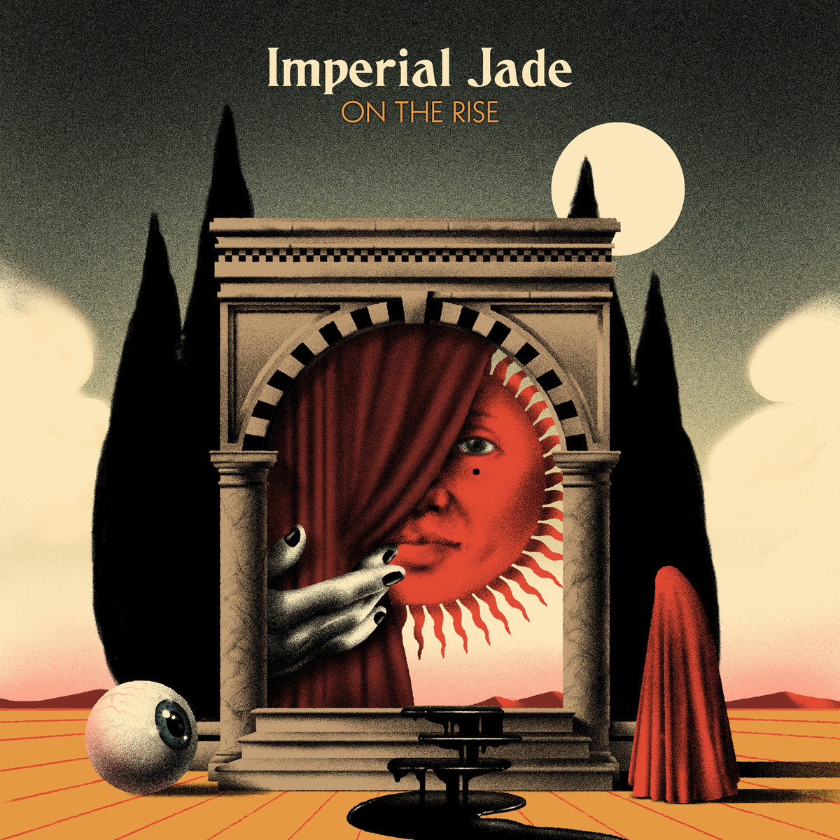 on the rise du groupe imperial jade