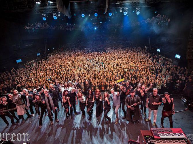 ayreon live 2019