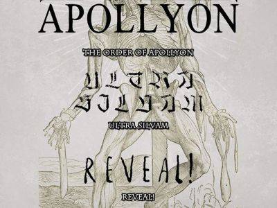 Concert de The Order Of Apollyon, Ultra Silvam, Reveal au Gibus à Paris