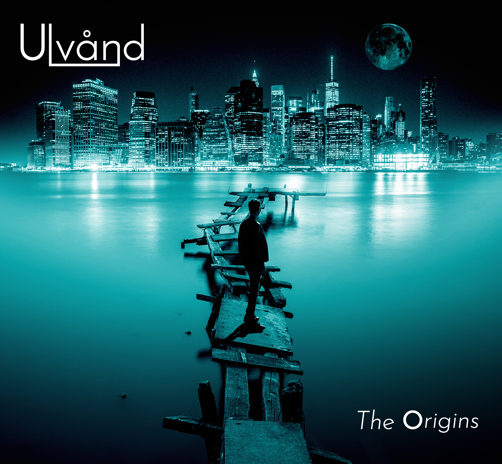 Cover de The Origins par Ulvand