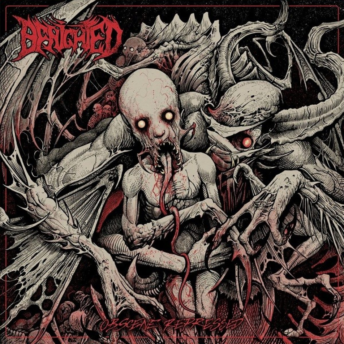 benighted et l'album« Obscene Repressed