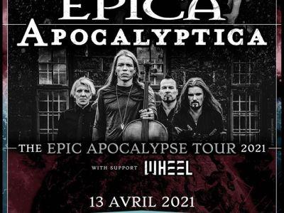 epica apocalyptica paris 2021