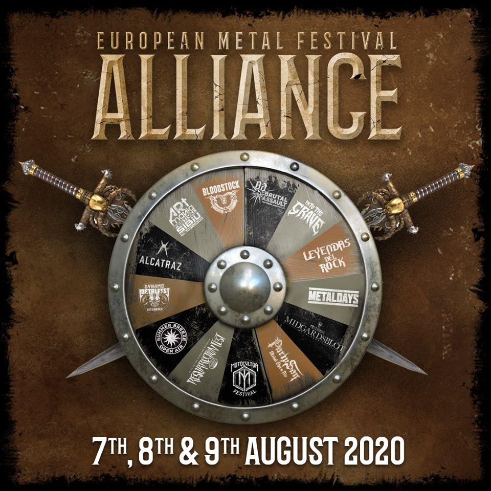 european metal festival alliance 2020