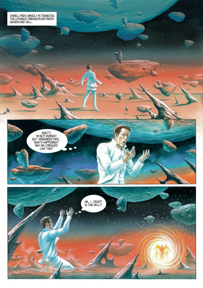 Transitus - comics 1