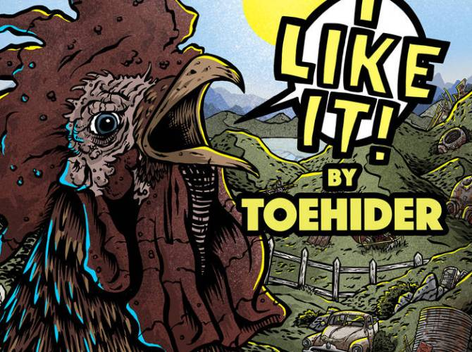 toehider - i like it